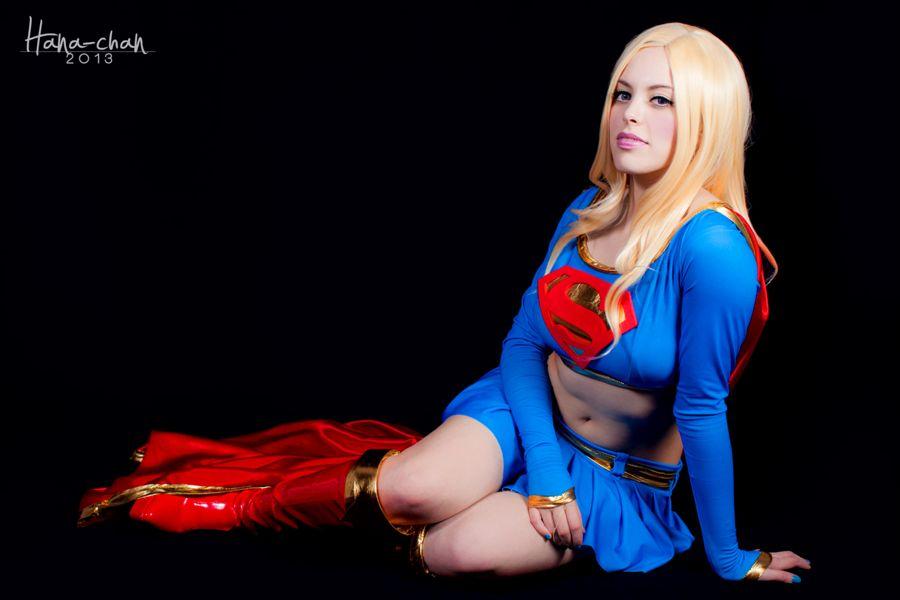 Cosplay Wednesday - Supergirl Cosplay