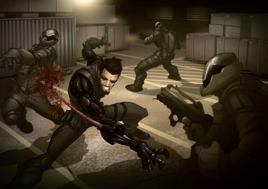 Deus Ex Human Revolution News