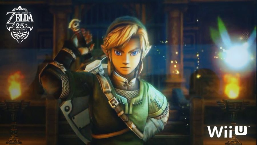 Legend of Zelda Wii-U News