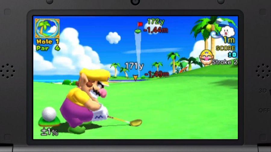 Mario Golf World Tour News