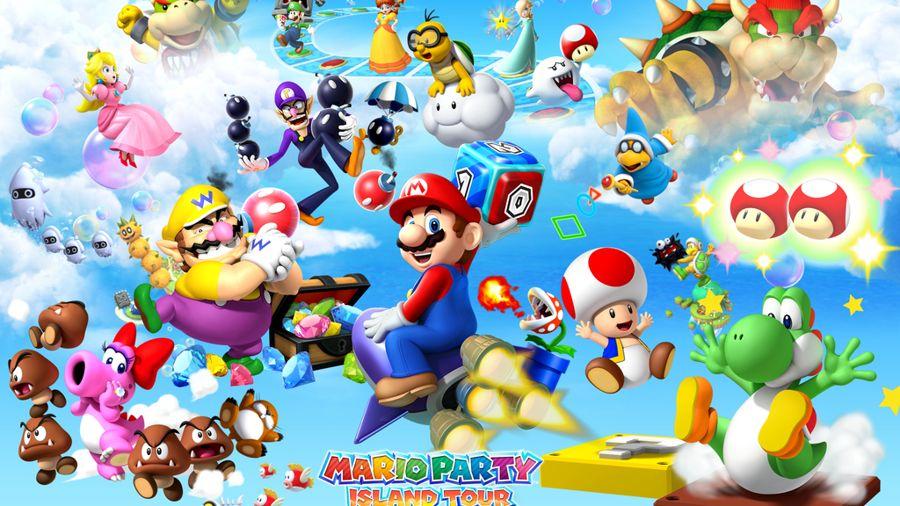 Mario Party Island Tour News