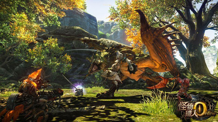 Monster Hunter Online News