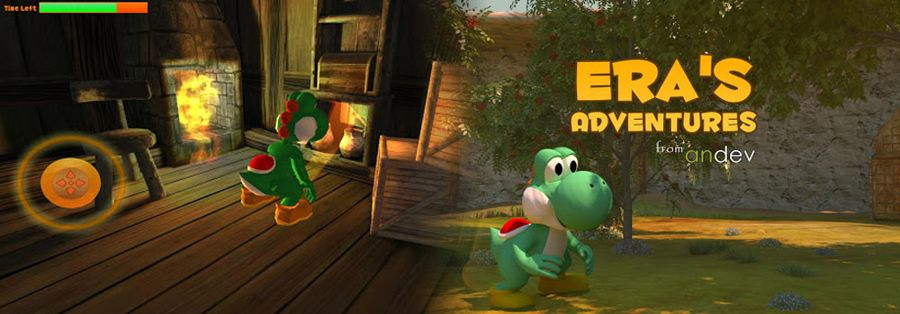 Ouya Game Copies Yoshi in Era's Adventures