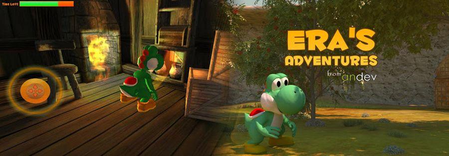 Ouya Game Copies Yoshi in Era's Adventures
