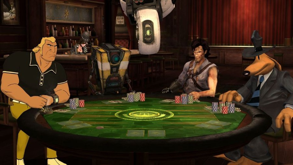 Poker Night at the Inventory 2 Review