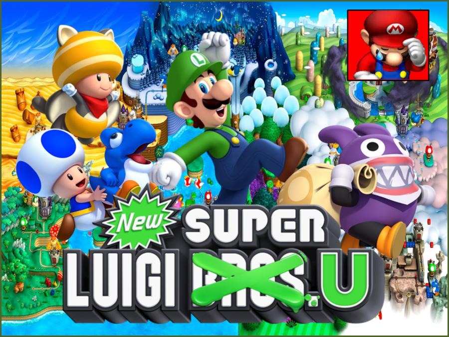 Super Luigi U News
