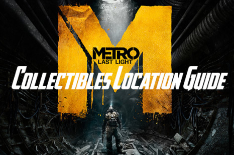 Metro Last Light Guide – Artyom's Diary Pages Location Guide