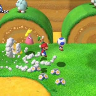 Meet the Next Wii U Mario Title