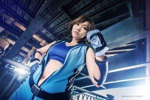 Cosplay Wednesday – Tekken's Asuka Kazama