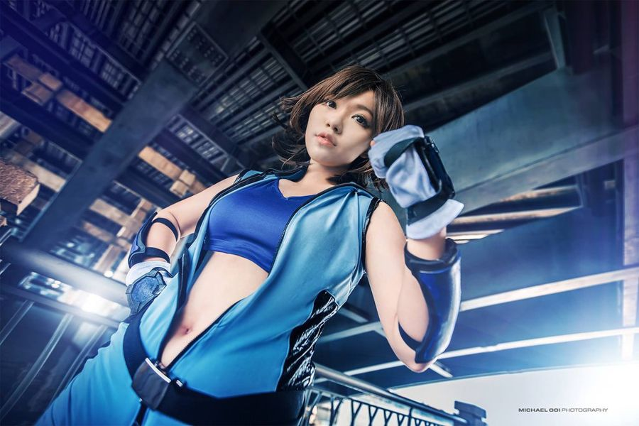 Cosplay Wednesday - Tekken's Asuka Kazama