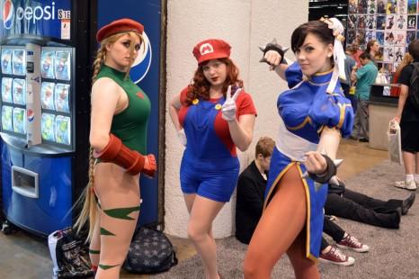 E3 2013 Cosplay Collection