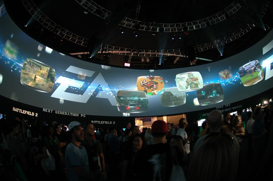 EA E3 news