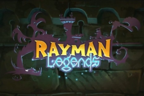 Rayman Legends Wii U Demo Playthrough