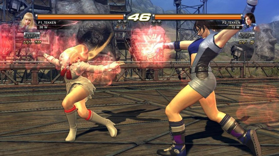 Tekken Revolution Review