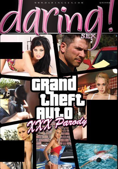 The 10 Goofiest Video Game Pron Parodies GTA