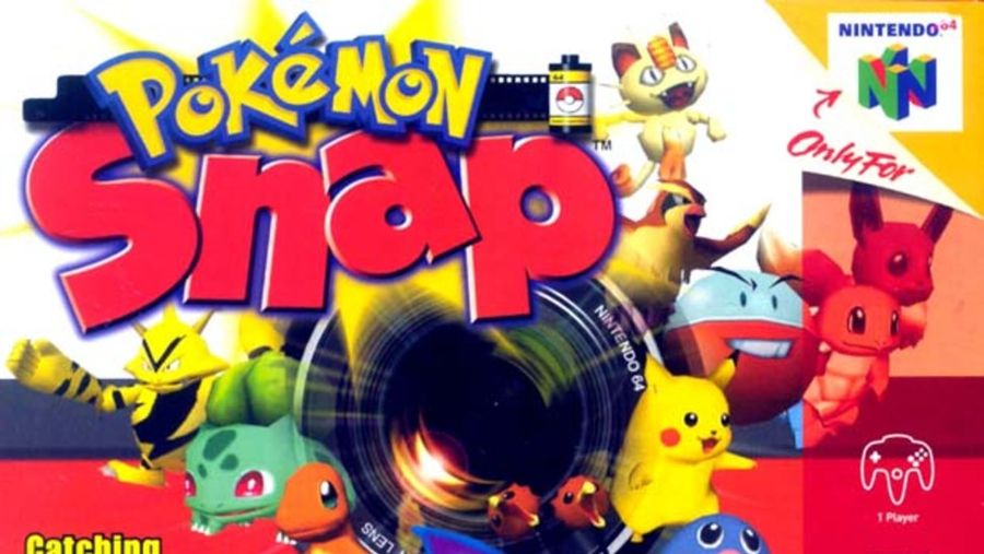 Top 5 Games To Sell The Wii U - Pokemon Snap