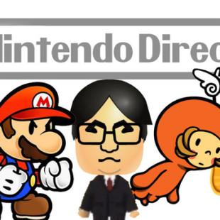 Nintendo E3 Direct Live