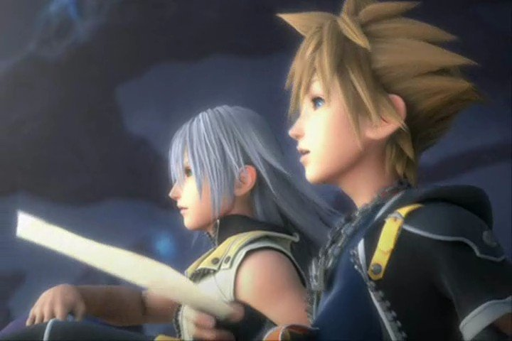 Riku And Sora
