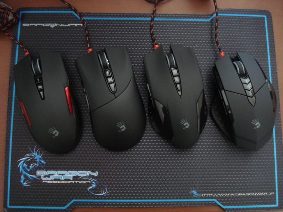 A4Tech Bloody Multi-Core Gun3 V7 Mouse Review