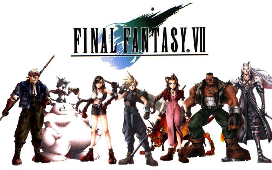 Cosplay Wednesday - Final Fantasy VII's Tifa Lockhart
