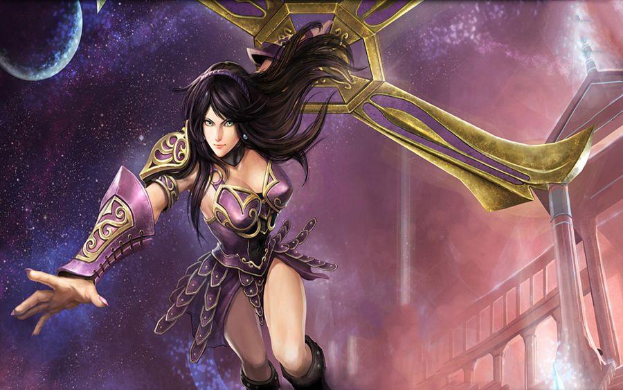 Cosplay Wednesday - League of Legends' Sivir