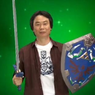 Miyamoto Teases New Nintendo Franchise