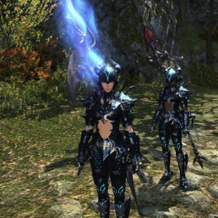Cosplay Wednesday – Final Fantasy XIV's Dragoon Armor