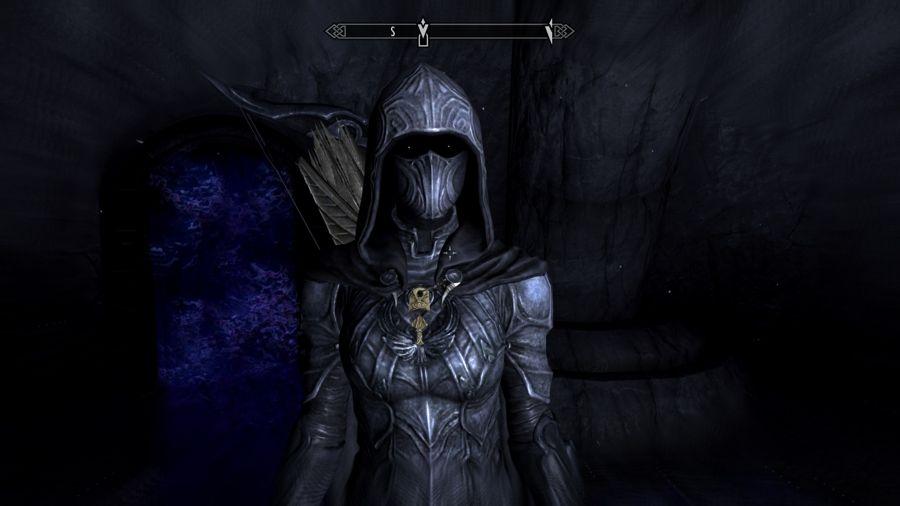 Cosplay Wednesday - Skyrim's Nightingale Armor