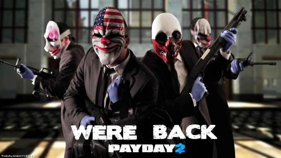 PayDay 2 Mask And Materials Guide