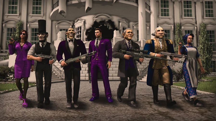 Saints Row IV Guide - Ben King Loyalty Mission Guide