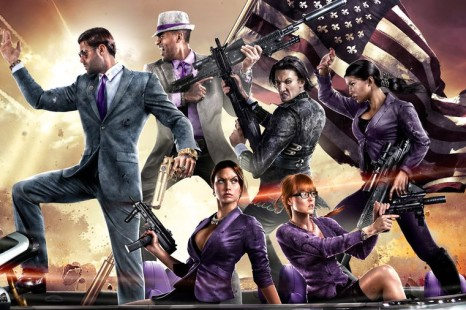 Saints Row IV Guide Collection