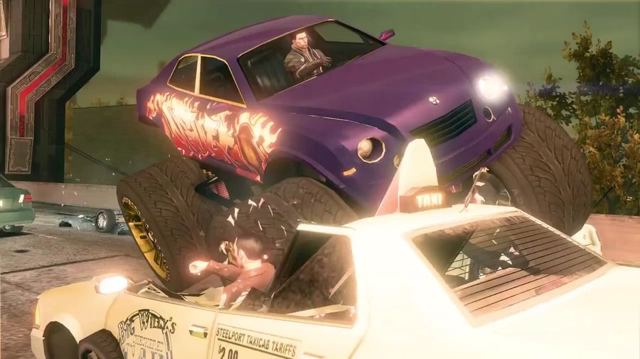 Saints Row IV Guide - How to Unlock Unlimited Sprinting