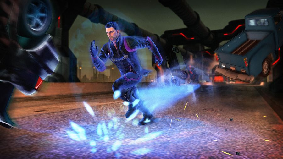 Saints Row IV Guide - How to Unlock the Energy Sword