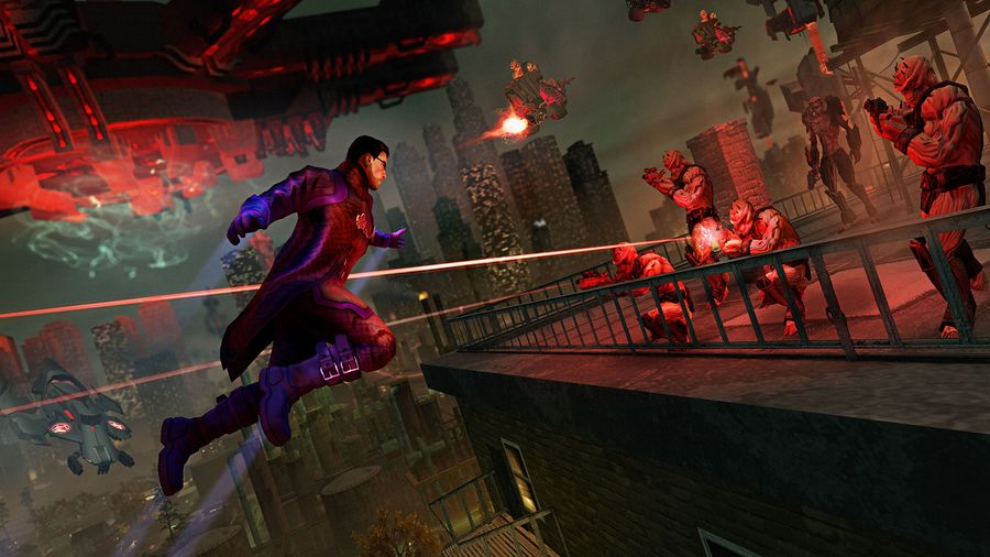 Saints Row IV Guide - Kinzie Loyalty Mission Guide