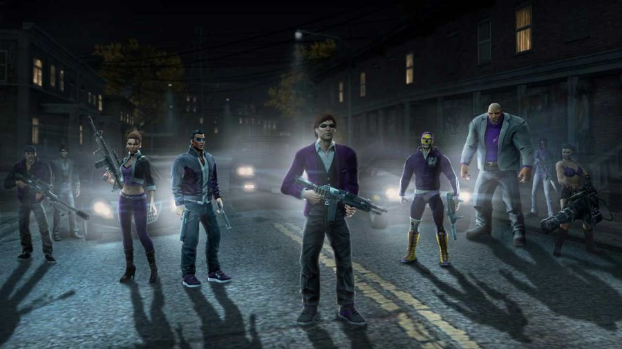 Saints Row IV Guide - The Saints Wing Guide