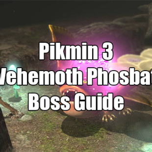 Pikmin 3 Guide – Distant Tundra Boss Guide