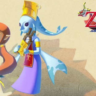 Cosplay Wednesday – The Legend of Zelda: Wind Waker's Medli