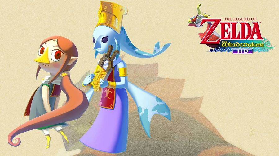 Cosplay Wednesday - The Legend of Zelda Wind Waker's Medli