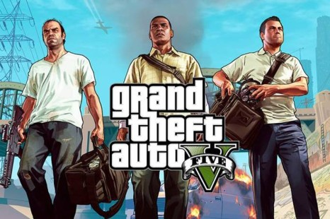 Grand Theft Auto 5 Weapon List