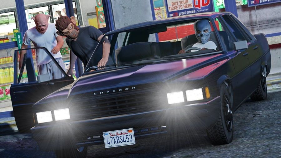 Grand Theft Auto Online News