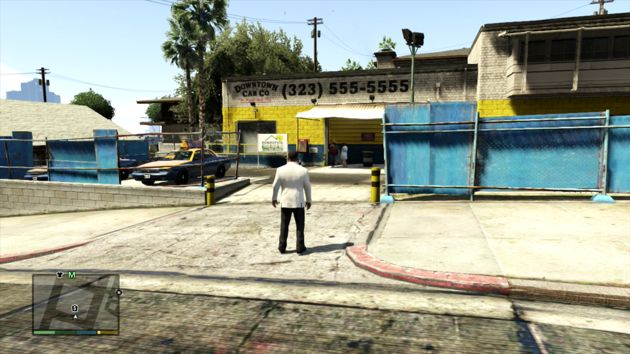 Grand Theft Auto V Business - Downtown Cab Co