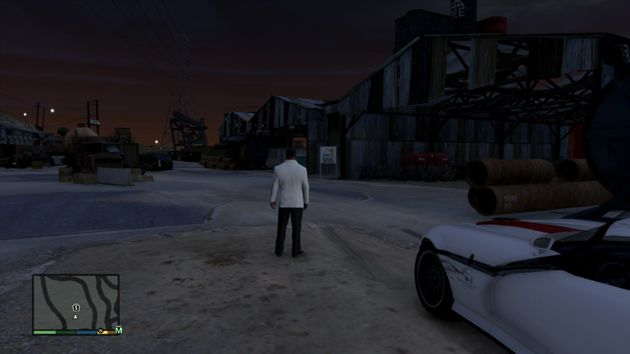 Grand Theft Auto V Business - Scrapyard