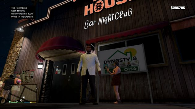 Grand Theft Auto V Business - The Hen House