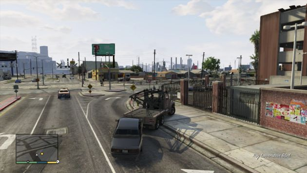 Grand Theft Auto V Business - Towing Impound