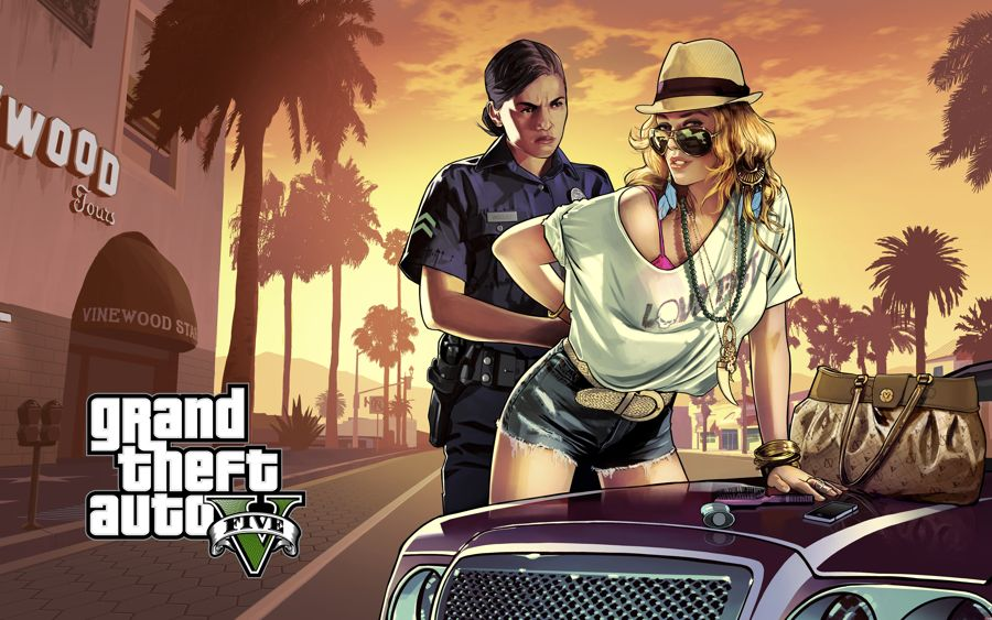 Grand Theft Auto V Walkthrough Guide Collection