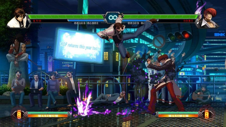 The King of Fighters XIII Steam Edition Review