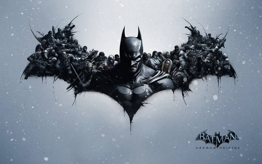 Batman Arkham Orgins