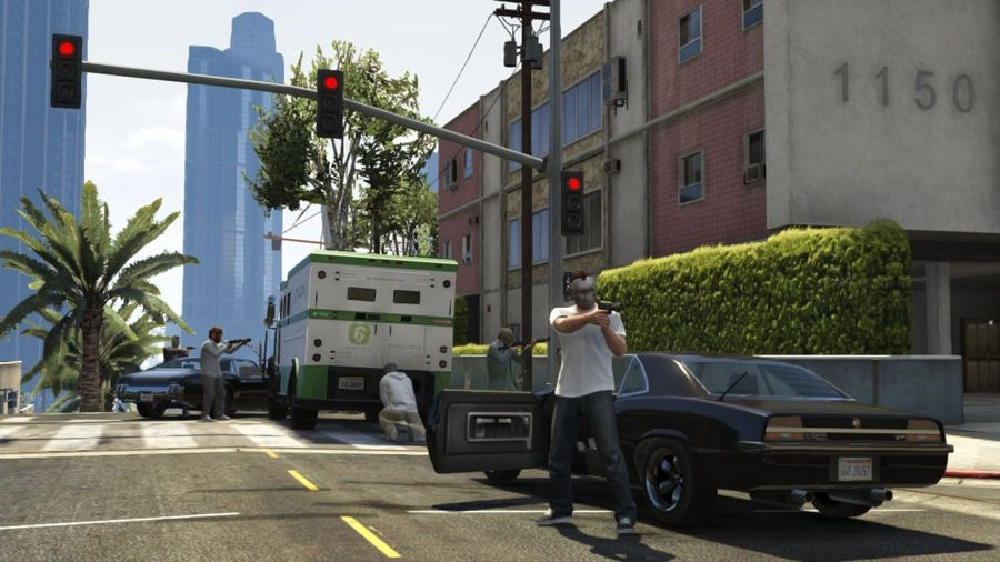 Grand Theft Auto Online - How To Make Easy Cash Fast