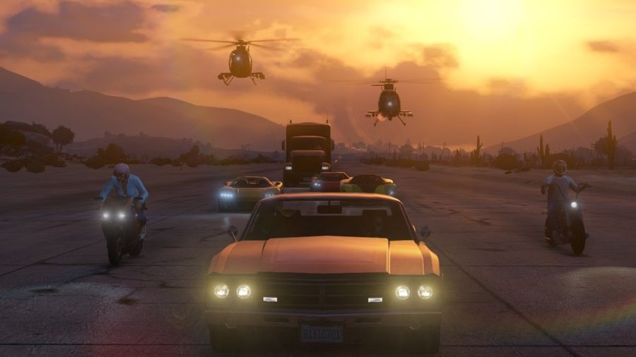 Grand Theft Auto Online: How To Make Tons Of Reputation Points (RP) Fast