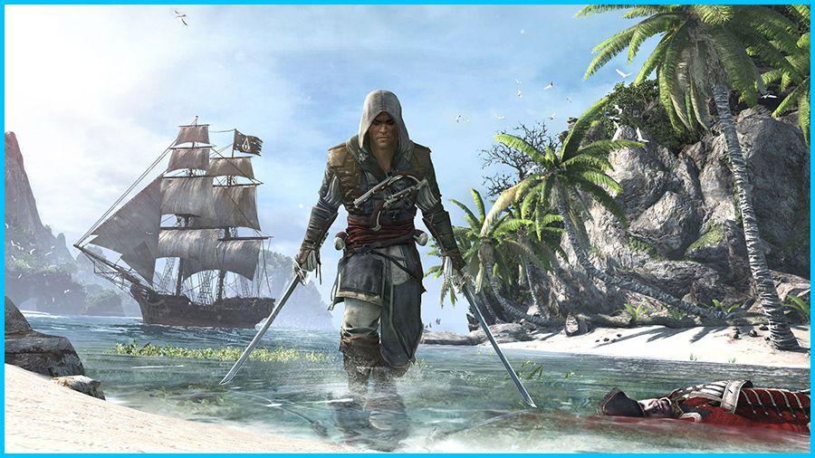 Assassin's Creed IV Black Flag Game Information